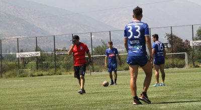 CCGrass Supplies Chilean Football Team