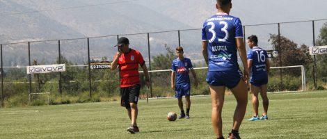 CCGrass Supplies Chilean Football Team