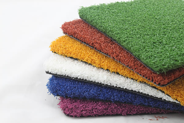 CCGrass césped artificial de color para campos de hockey