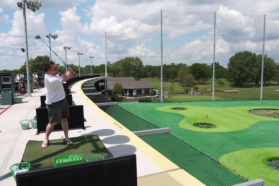 Golf - USA