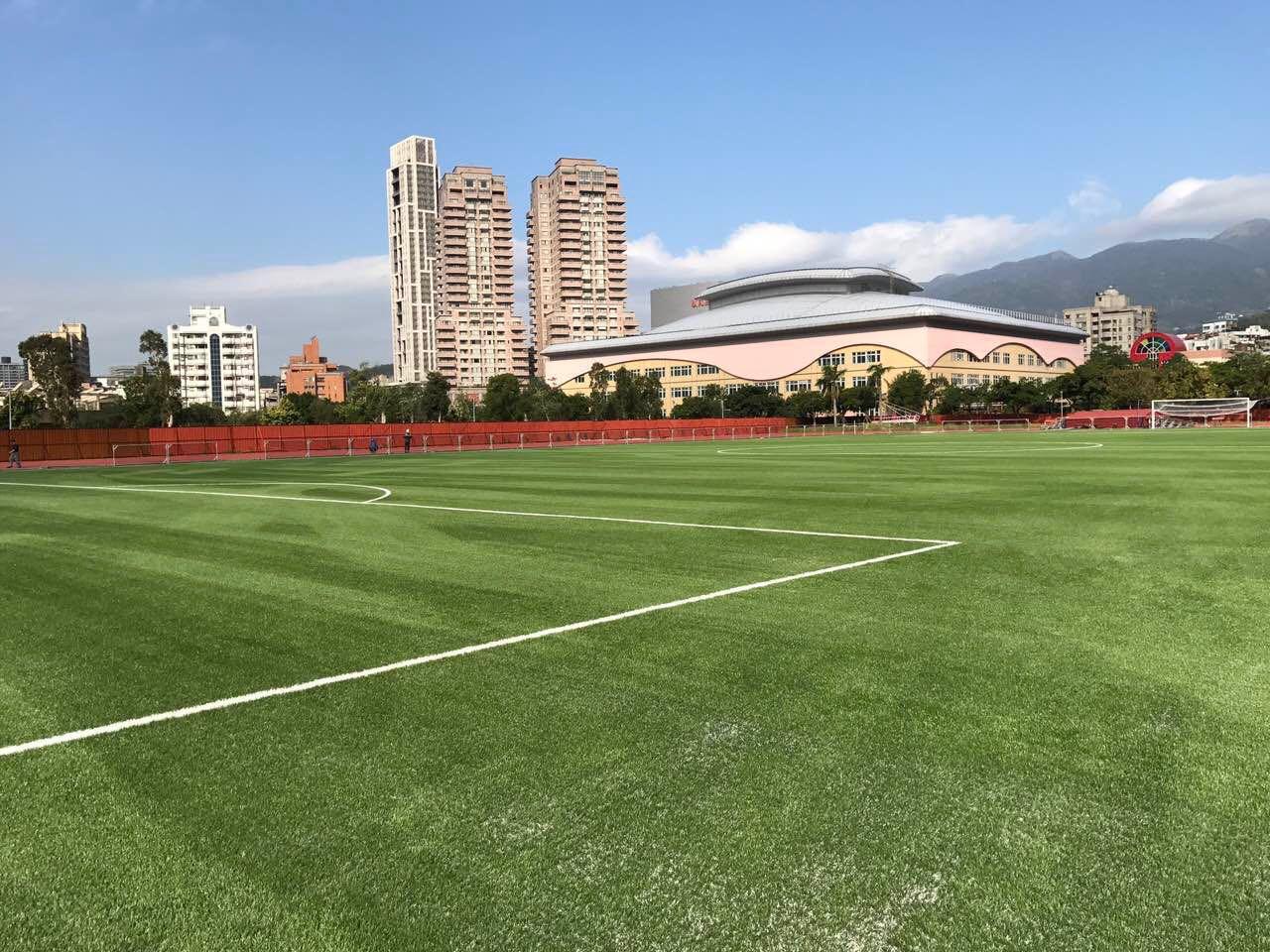 CCGrass césped artificial de calidad FIFA de la Universiada de verano