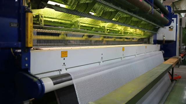 CCGrass línea de producción de césped artificial