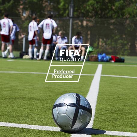 CCGrass producto de césped artificial de calidad FIFA