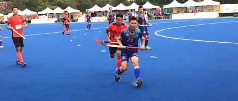 CCGrass suministra cancha de hockey para el mayor evento deportivo en Taiwán