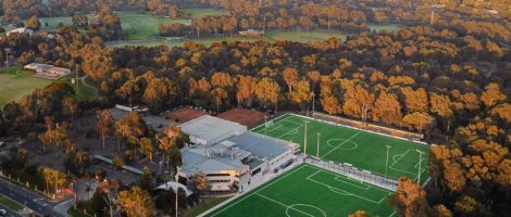 Campo de Calidad FIFA para Club Veneto en Australia