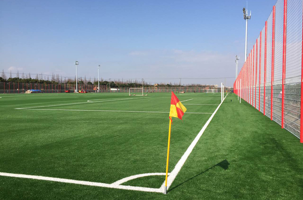 FENGXIAN LINGANG TRAINING GROUNDS – SHANGHAI (CHINA PR)