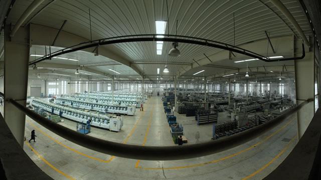 CCGrass製造工場