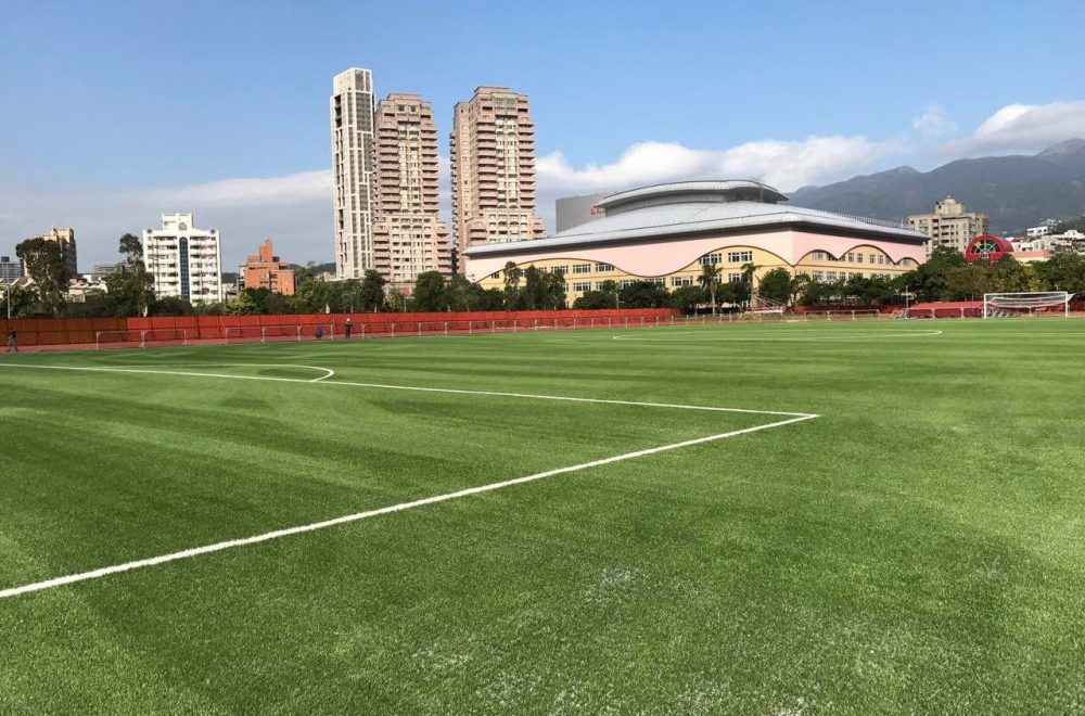 TAIPEI UNIVERSITY FOOTBALL STADIUM – TAIPEI (CHINESE TAIPEI)