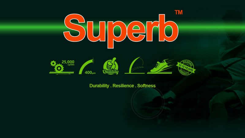 Superb:耐久性、回復性、柔軟性