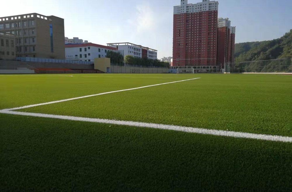 ZHI DAN COUNTY CAMPUS FOOTBALL TRAINING FILED (CHINA, PR)