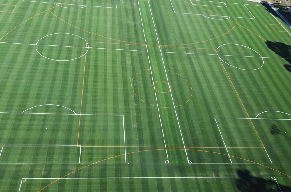 LIONEL WATTS SYNTHETIC PLAYING FIELDS 2(AUSTRALIA)