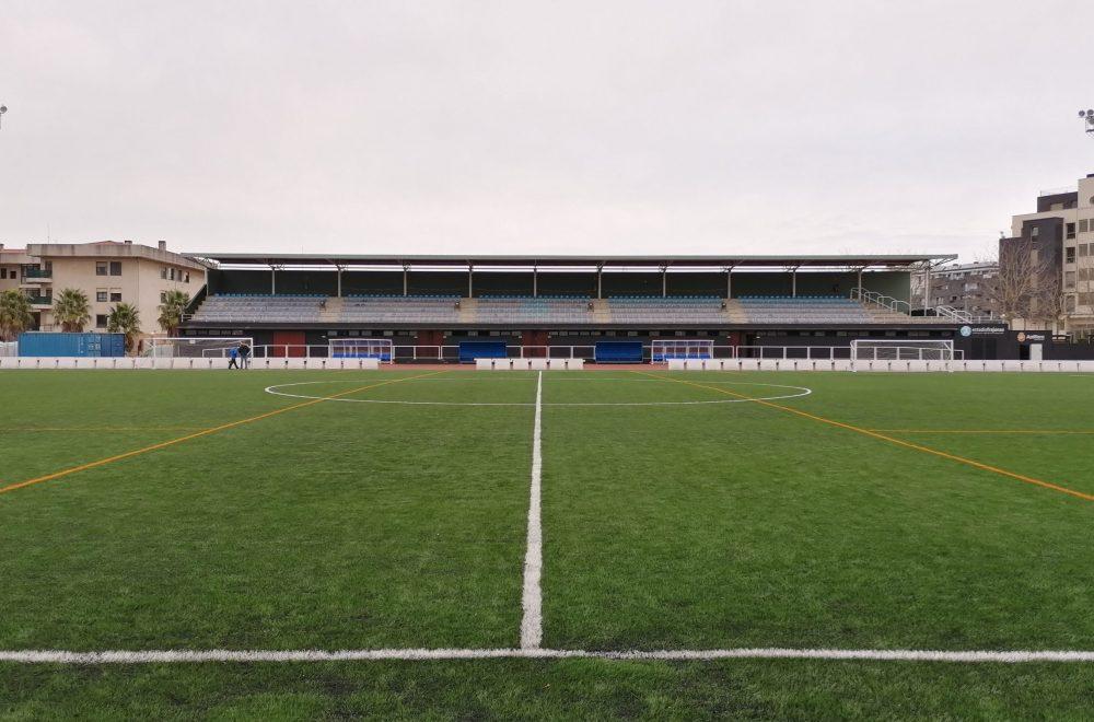 Estadio Municipal Frajanas (spain)