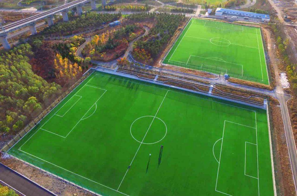 DALIANWAN OLD FISHERMAN FOOTBALL STADIUM OF CHINA – DALIAN (CHINA PR)