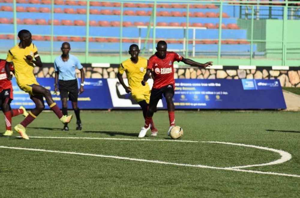 ST. MARY'S STADIUM (UGANDA)