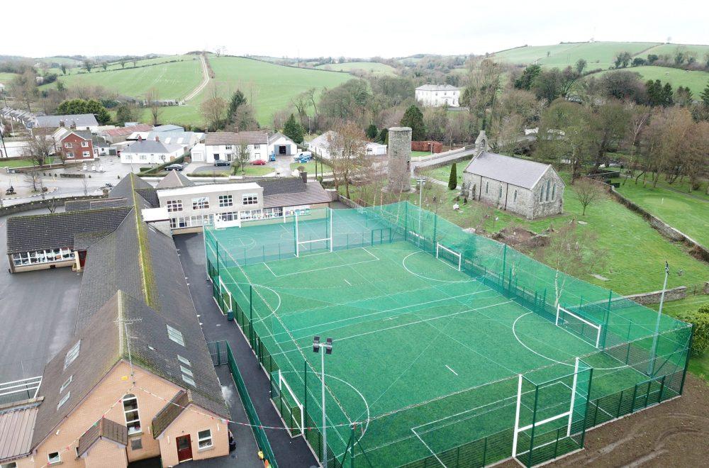 St Daigh's National School, Inniskeen, Dundalk, Co Louth (Ireland)