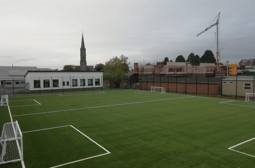 St Mary's National School, Trim, Co Meath (Ireland)