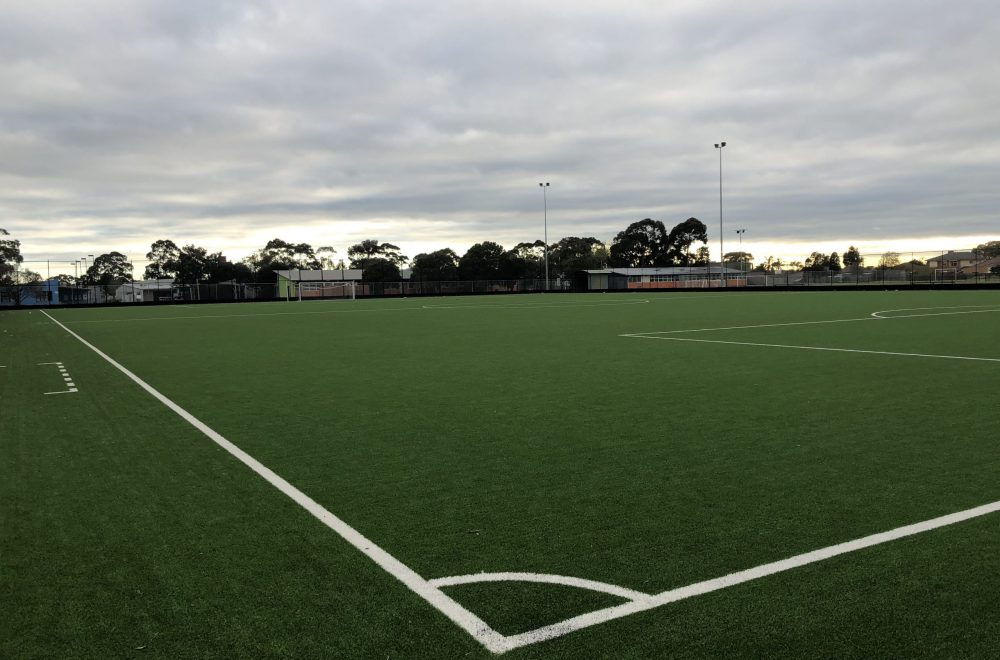 FAWKNER SYNTHETIC SOCCER PITCH (AUSTRALIA)
