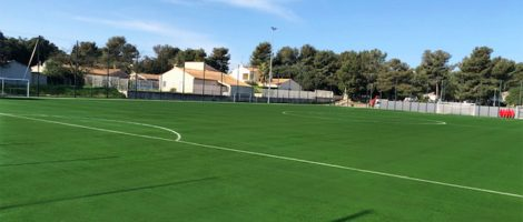 CCGrass первое поле PRT во Франции
