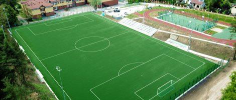 CCGrass Новое поле FIFA Quality в Страшине, Польша