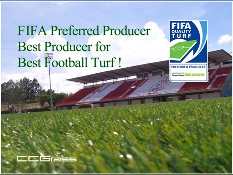 CCGrass FIFA Preferred Provider