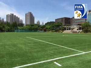Gwangju-Officials-Trainning-Institute ccgrass artificial grass FIFA football field