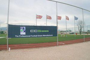 ccgrass artificial grass manucfacturer professional footabll field