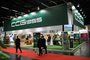 FSB2015 ccgrass artificial grass manufacturer high quality sales tools experience marketing team