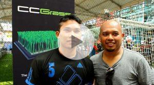 ccgrass artificial grass manufacturer Adidas Extreme Power 5'S Sponsors By ESPN