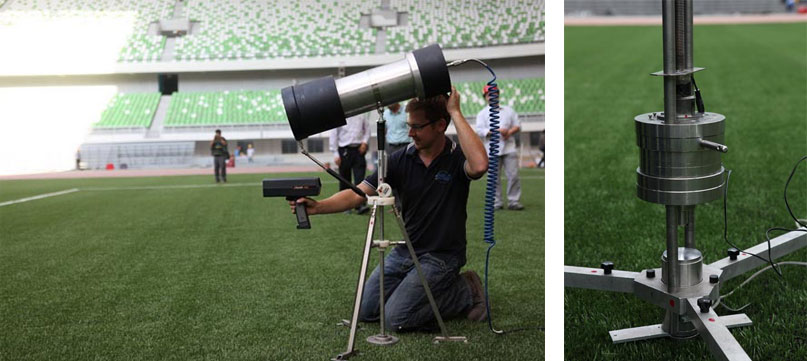 ASTM Keeps Artificial Grass in Top Condition