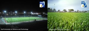 CCGrass artificial grass football FIFA field sweden