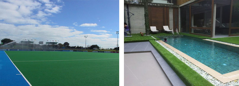 Artificial Grass' Growth Unabated