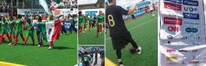 ccgrass artificial grass manufacturer HWC The Homeless World Cup
