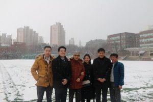ccgrass artificial grass manufacturer Gwangju Football Association