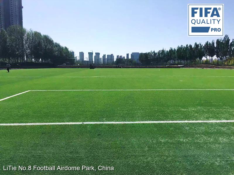 CCGrass, LiTie No.8 Football Airdome Park