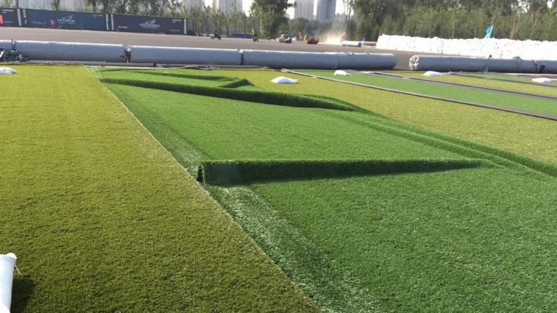 CCGrass Produces 34 Pitches for Inaugural  Gothia Cup China