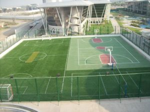 ccgrass Synthetic-turf-multi sports field Chandigaih, India