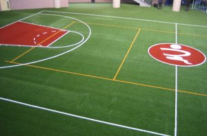 ccgrass Synthetic-turf-multi sports field China-x