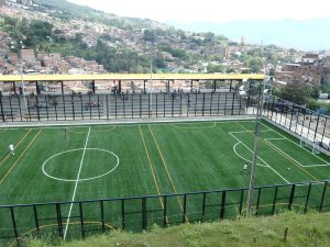 ccgrass Synthetic-turf-multi sports field Estancias, Argentina