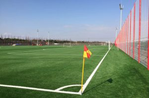 CCGrass artificial grass football FIFA field FENGXIAN-LINGANG-TRAINING-GROUNDS,-China