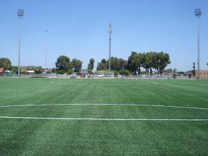 CCGrass artificial grass football FIFA field Great Dutch Street-Nyanga, South Africa