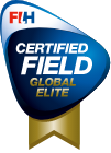 ccgrass artificial grass manufacturer FIH Preferred Supplier certified global elite field