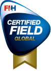 ccgrass artificial grass manufacturer FIH Preferred Supplier certified global field