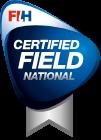 ccgrass artificial grass manufacturer FIH Preferred Supplier certified national field