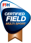 ccgrass artificial grass manufacturer FIH Preferred Supplier certified field multi sport