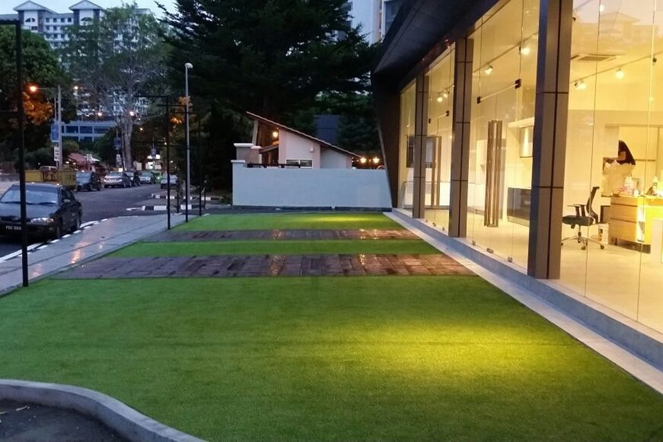 ccgrass artificial grass manufacturer landscape leisure garden Malaysia