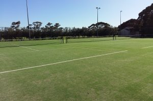 CCGrass artificial grass factory Tennis Field Melbourne,Australia-x