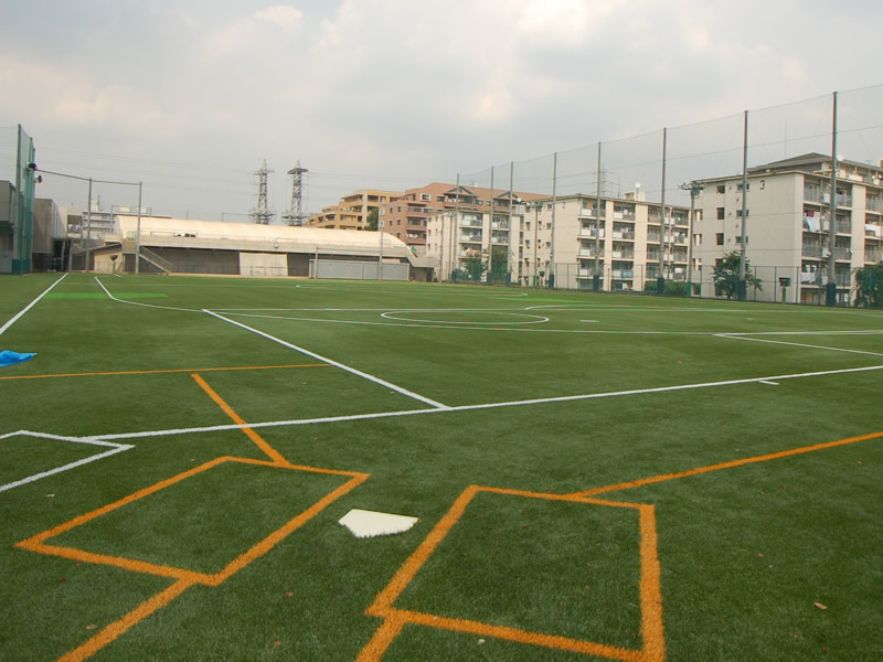 ccgrass Synthetic-turf-multi sports field japan-1