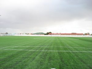 CCGrass artificial grass football FIFA field Ny 49 -Gugulethu, South Africa