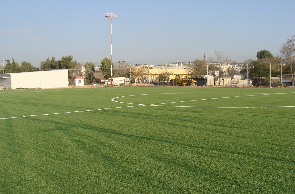 OLYMPIACOS TRAINING FIELD – AGIOS IOANNIS RENTIS (GREECE)