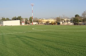 CCGrass artificial grass football FIFA field Olympiacos-training-field,-Greece-3
